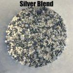 Silver blend sprinkles